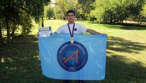 Üniversiteli Avrasya Şampiyonu