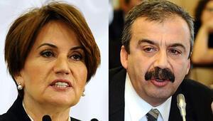 HDPden Akşenerin partisi için ilk yorum