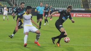 Akın Çorap Giresunspor - Menemen Belediyespor: 2-1