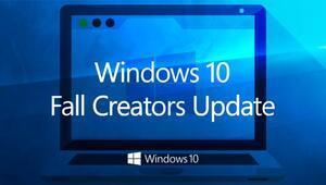 Windows 10a gelen Fall Creators Update anakartları vurdu