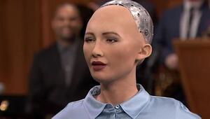 Dünyada bir ilk İlk kez bir ülke robota vatandaşlık verdi