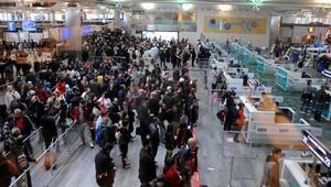 Havayolunu kullanan yolcu sayısı arttı