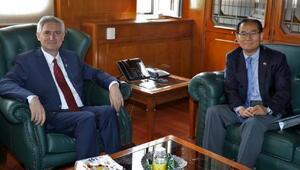 Büyükelçi Cho Yun-soo, eğitim sistemini anlattı