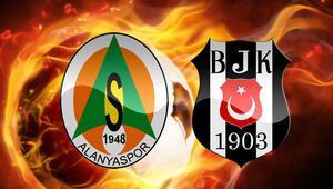 Aytemiz Alanyaspor Beşiktaş maçı saat kaçta - İki fubolcu hastanelik oldu