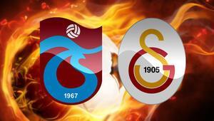 Trabzonspor Galatasaray Süper Lig maçı ne zaman saat kaçta, hangi kanaldan canlı yayınlanacak