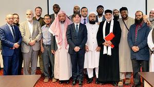 İslamofobiye karşı birlikte çalışacaklar