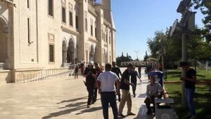 Sabancı Merkez Camisinde asılsız canlı bomba ihbarı
