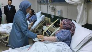 Denizlide tekstil fabrikasında gaz sızıntısı: 37 işçi hastanelik oldu (5)