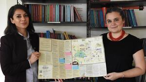 Keşif haritasındangezginlere 70 rota