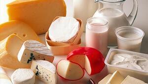 Peynir, yoğurt, terayağ coştu