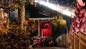 Beşiktaş'ta korkutan patlama sesi