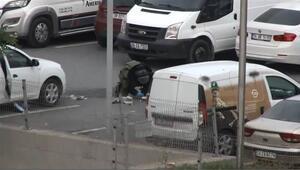 İstanbulda bombalı motosiklet de yakalanmış...