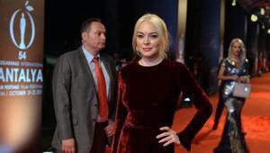 Hollywood yıldızı eski sevgililerin yolu Antalyada kesişti