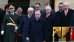 Cumhuriyetimiz 94 yaşında... Cumhurbaşkanı Anıtkabir Özel Defterine neler yazdı