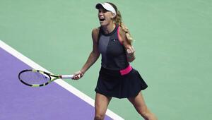 2017 WTA Finallerinin şampiyonu belli oldu