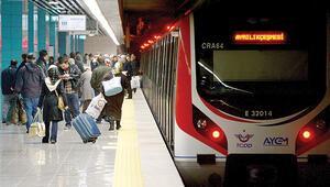 Marmaray'da 4 yılda 226 milyon yolcu