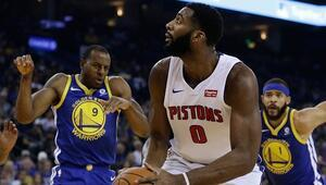 Golde State Warriorsa Pistons engeli