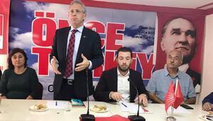 Erbek, CHP Ceyhan İlçe örgütünü ziyaret etti