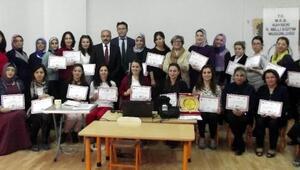 Kayseride öğretmenlere Montessori eğitimi