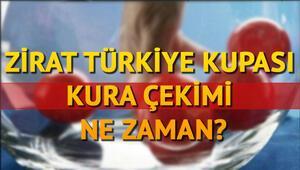 Türkiye Kupası 5. tur kura çekimi ne zaman saat kaçta
