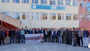 Ankara sanayi devleri yardıma devam ediyor