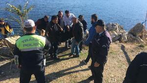 Eğirdir Gölü kıyısında erkek cesedi bulundu