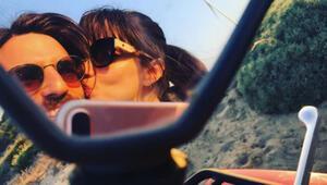 Özge Gürel'den 100 bin beğeni alan öpücük