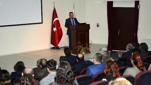ÇOMÜ Mühendislik Fakültesi Akademik Kurul Toplantısı yapıldı