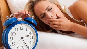 Birkaç gece bile az uyumak beyne zararlı