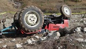 7 yıl arayla ikisi de... Lanetli traktör