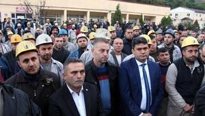 Maden işçisi, torba yasa tasarısını protesto edecek