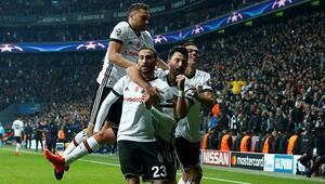 Cenk Tosun Beşiktaş tarihine geçti