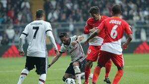 Beşiktaşın sırrı Herşey 6-0 kaybettiği gece oldu
