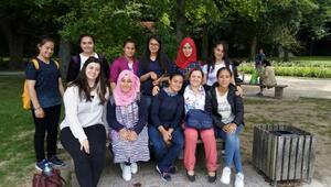 Bala öğrencilerine Erasmus Plus ile yurt dışında staj