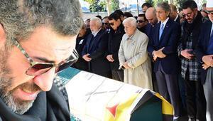 Hakan Altun, babası Hasan Altunun cenazesinde fenalaştı