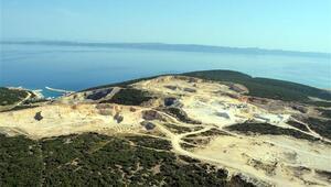Bilirkişi: Kalker ve taş ocakları Saros Körfezi'ne zarar veriyor