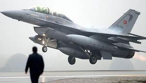 3 kentte operasyon sürüyor... Jetler peş peşe havalandı...