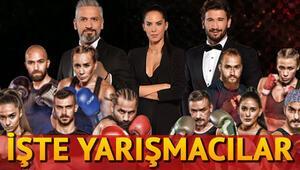 Boxun Yıldızları yarışmacıları kimlerdir Fulya Kesin, Çılgın Sedat, Şarkıcı Doğuş...