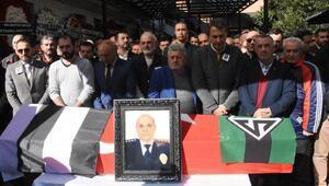 Eski Emniyet Müdürü Yaşar Güngör Şahin toprağa verildi