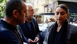 Polisten HDPli Ucaya: Şehidimiz var, alkış ve zılgıt istemiyoruz