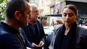 Polisten HDPli vekile: Şehidimiz var, alkış ve zılgıt istemiyoruz