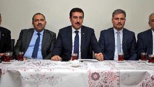 Bakan Tüfenkci: Irakın toprak bütünlüğünden yanayız