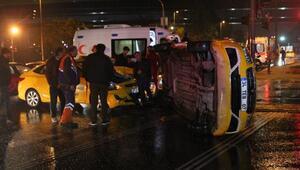 Fatihte trafik kazası: 4 yaralı