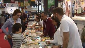 36. Uluslararası İstanbul Kitap Fuarı  kapılarını açtı