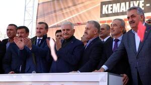 Başbakan Yıldırım: Muhalefet konuşa konuşa lafı zurnaya çevirdi