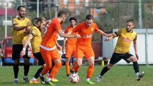 Arsinspor-Baysal İnşaat Düzyurtspor: 0-0