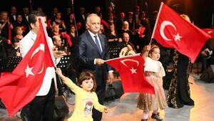 Atatürkün sevdiği şarkılar söylenecek