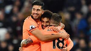 Liverpool, Ham United'ı 4-1 yendi