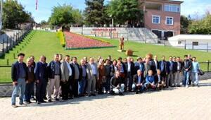 Pınarhisarlı üreticiler, çevre gezisi düzenlendi