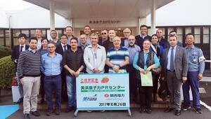 ASO'dan Japonyaya nükleer ziyareti